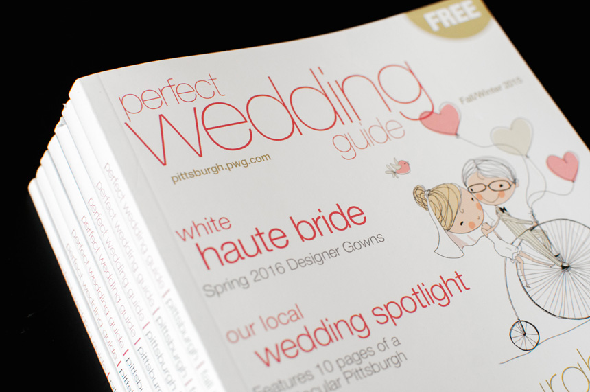 Perfect Wedding Guide.Published Pittsburgh S Perfect Wedding Guide Silverlight